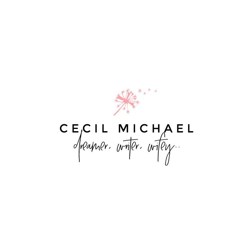 Premade Logo Template For A Lifestyle Blogger Wedding Planner