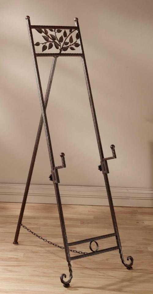 "Floor Easel - Natural Elements 54"", Floor Easels | Floor ... on Easel Decorating Ideas  id=44389"