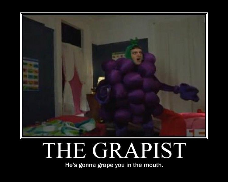 WKUK The Grapist--get your mind out of the gutter! | LOL ...