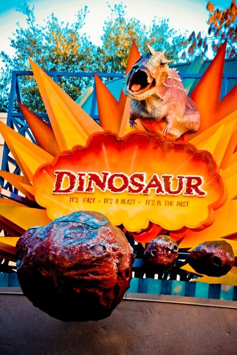 Dinosaur ride in Dinoland at Animal Kingdom. Description from pinterest.com. I searched for this on bing.com/images