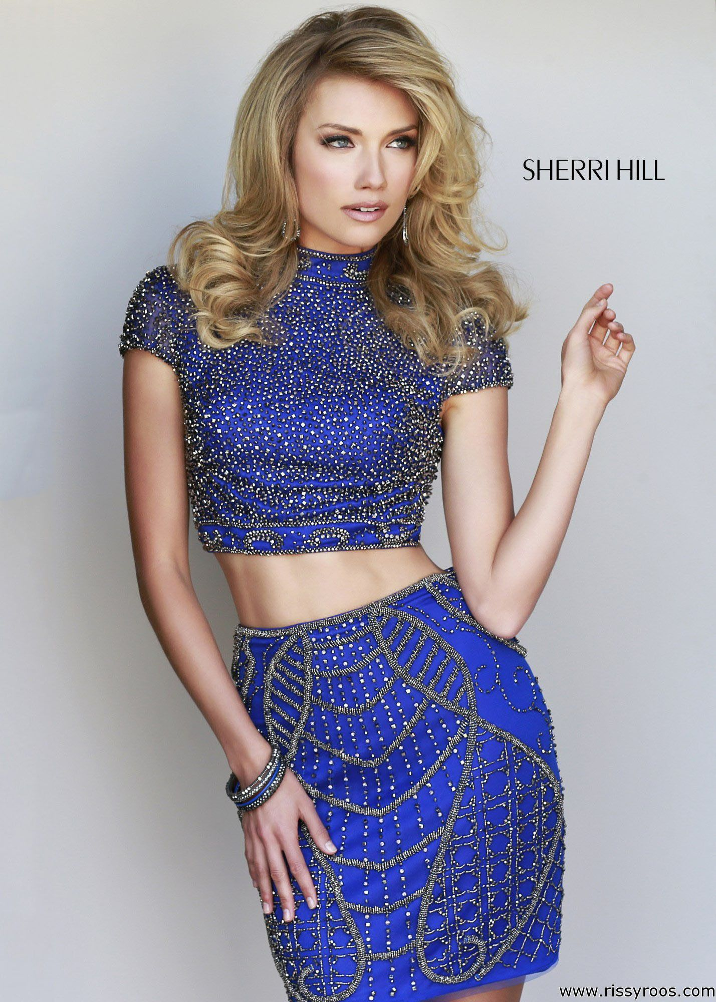 Sherri Hill Short Prom Dresses Cheap