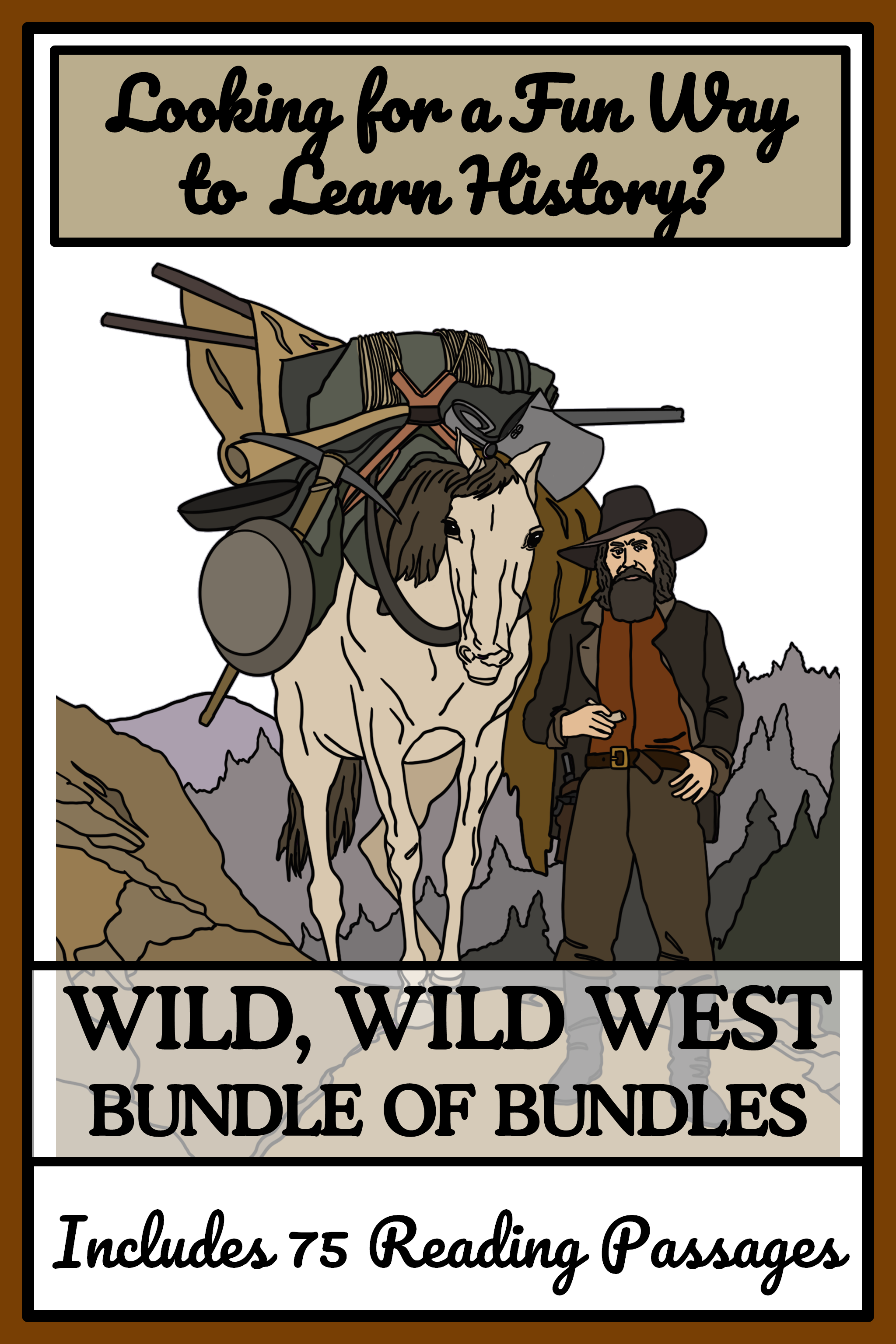 Pin On The Story Of The Wild Wild West