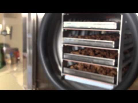 Ground Beef Hamburger Meat Freeze Dried Harvest Right Freeze Dryer Harvest Right Freeze Dryer Freeze Drying Freeze Drying Food