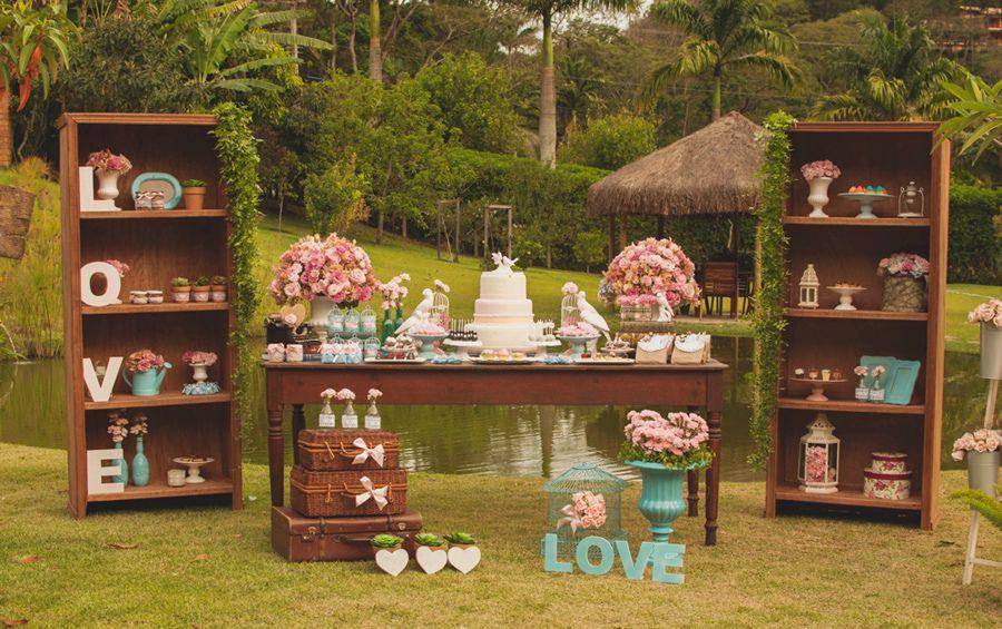 Psiu Noiva - Como Organizar um Mini Wedding