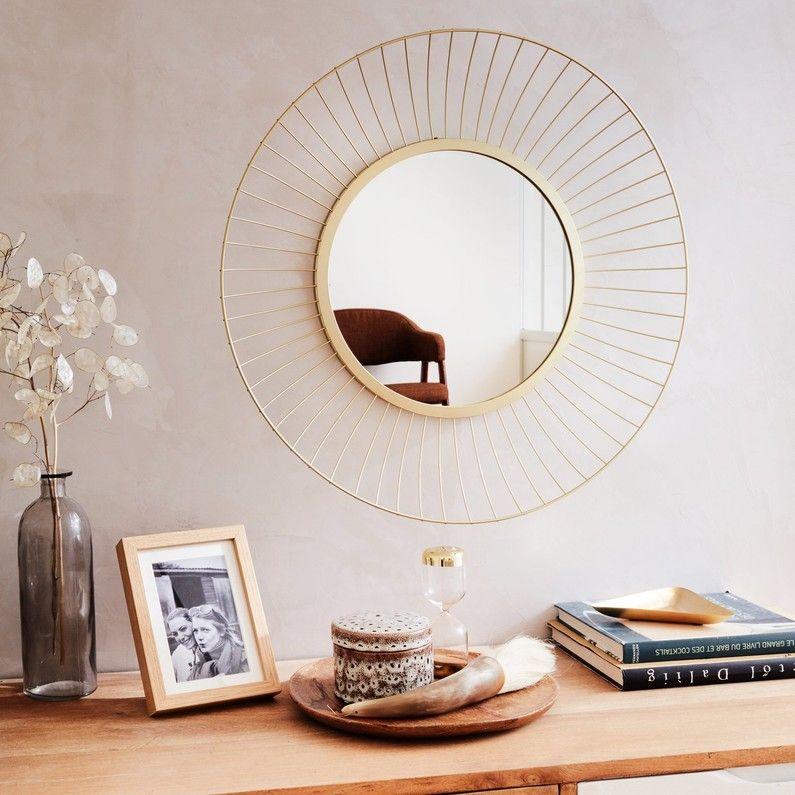 Un Miroir Fenêtre Pour Un Style Loft Leroy Merlin