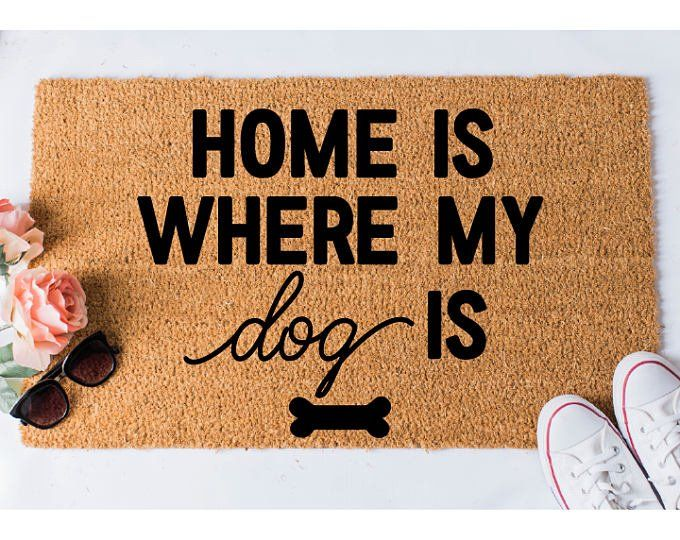 Good Reason To Make Our Dogs Bark Doormat Funny Mat Dog