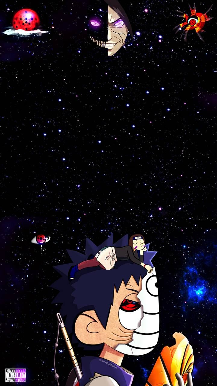 Obito vs. The World wallpaper by KingJediah - 41 - Free on ZEDGE™