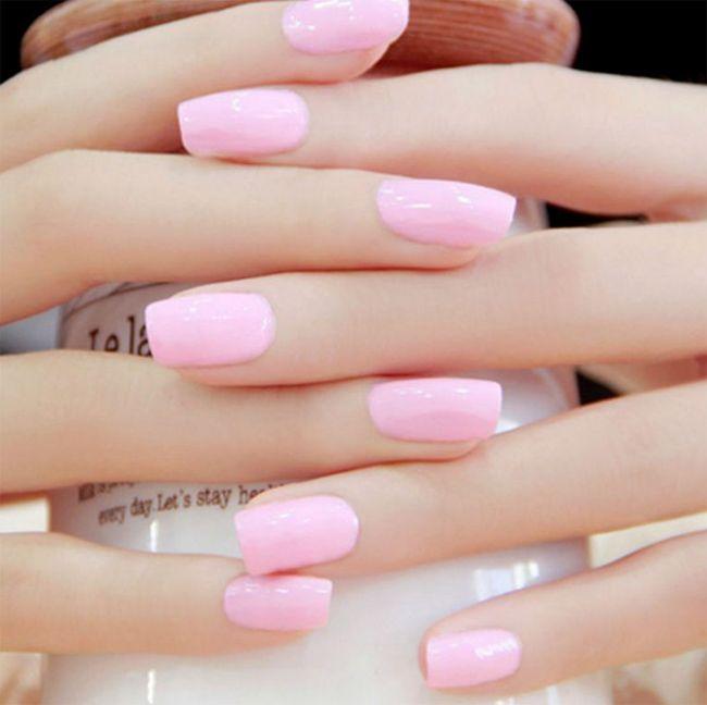amazing led gel manicures