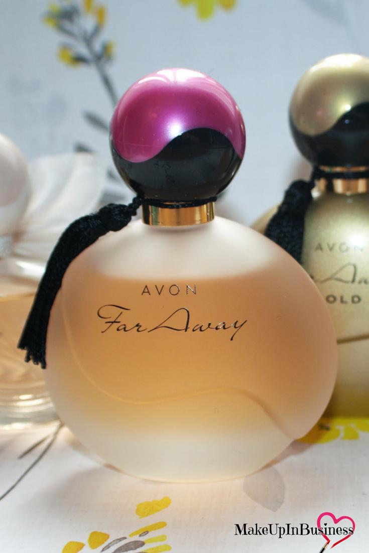Avon Far Away Perfume and Far Away