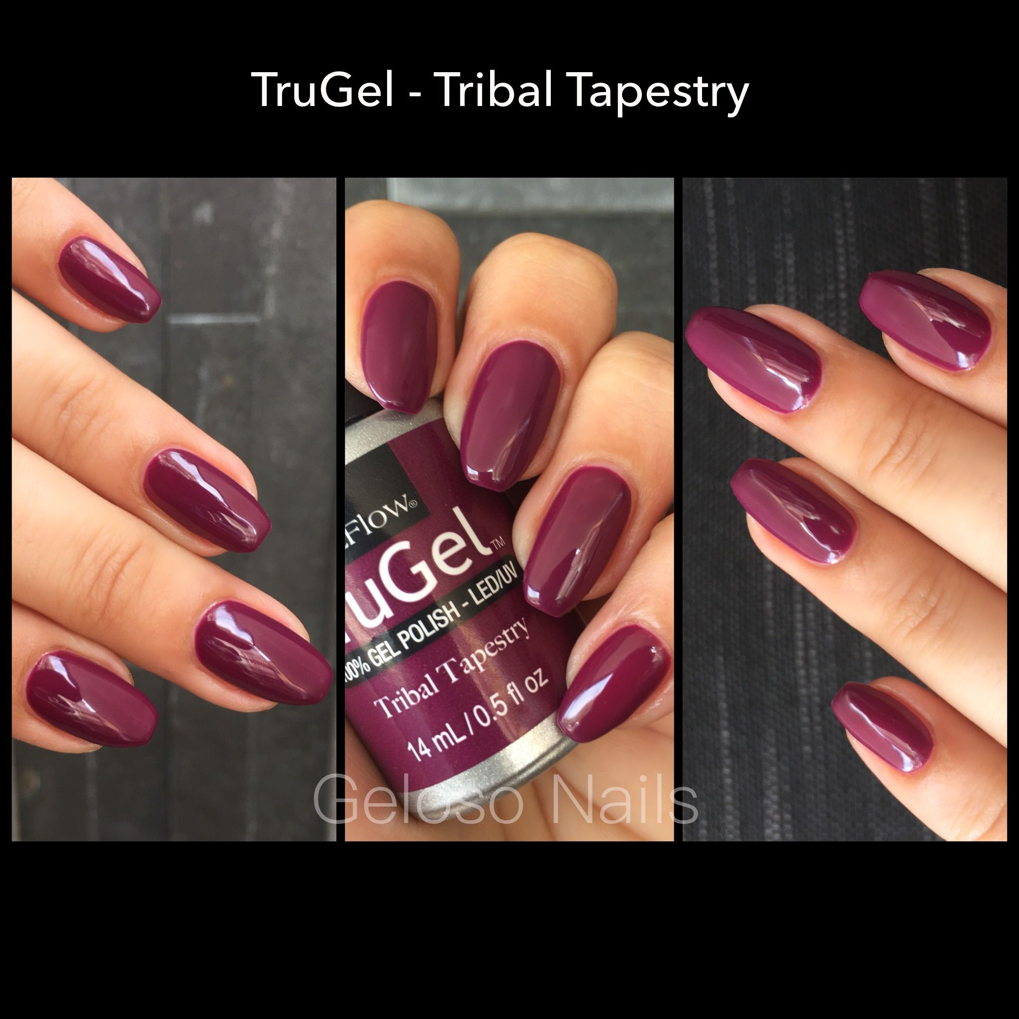 Ezflow TruGel Tribal Tapestry | Everything Nail Polish in