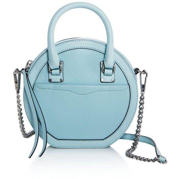 f40ab3bbca Rebecca Minkoff Bree Circle Leather Crossbody - 100% Exclusive (15.045 RUB)  ❤ liked