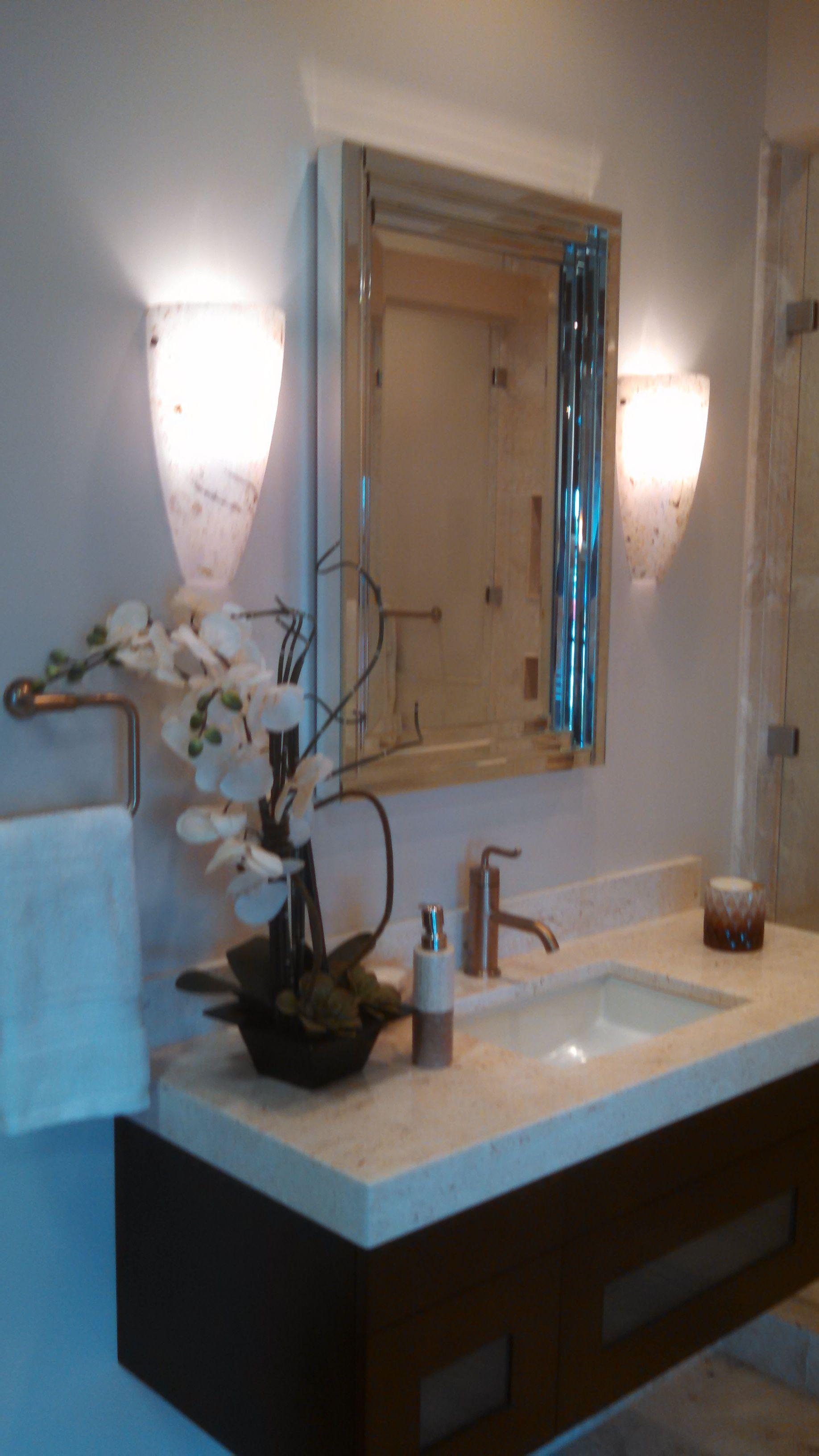 bath ideas for master  mirror framed bathroom mirror