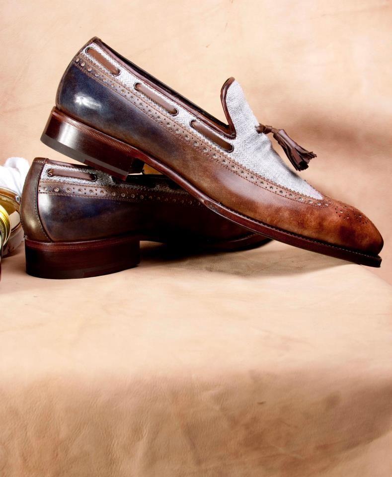 Ivan Crivellaro shoes patina   Men's Shoes   Gentleman shoes