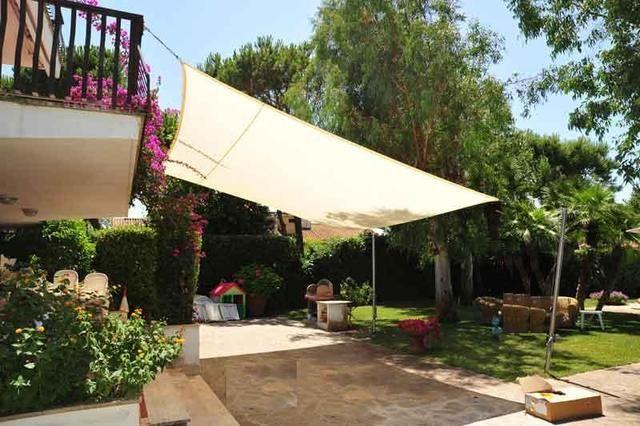 Tenda da terrazzo parquet per interni portico anteriore for Tenda vela ikea