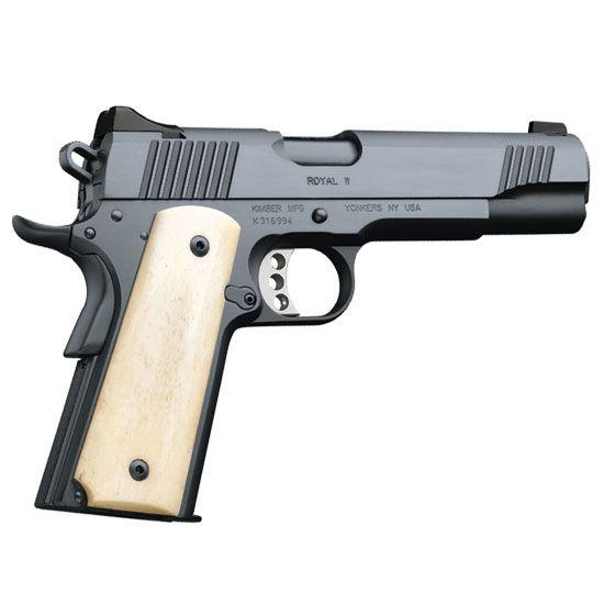Kimber 1911 Custom II Pistols | Kimber custom ii, Kimber