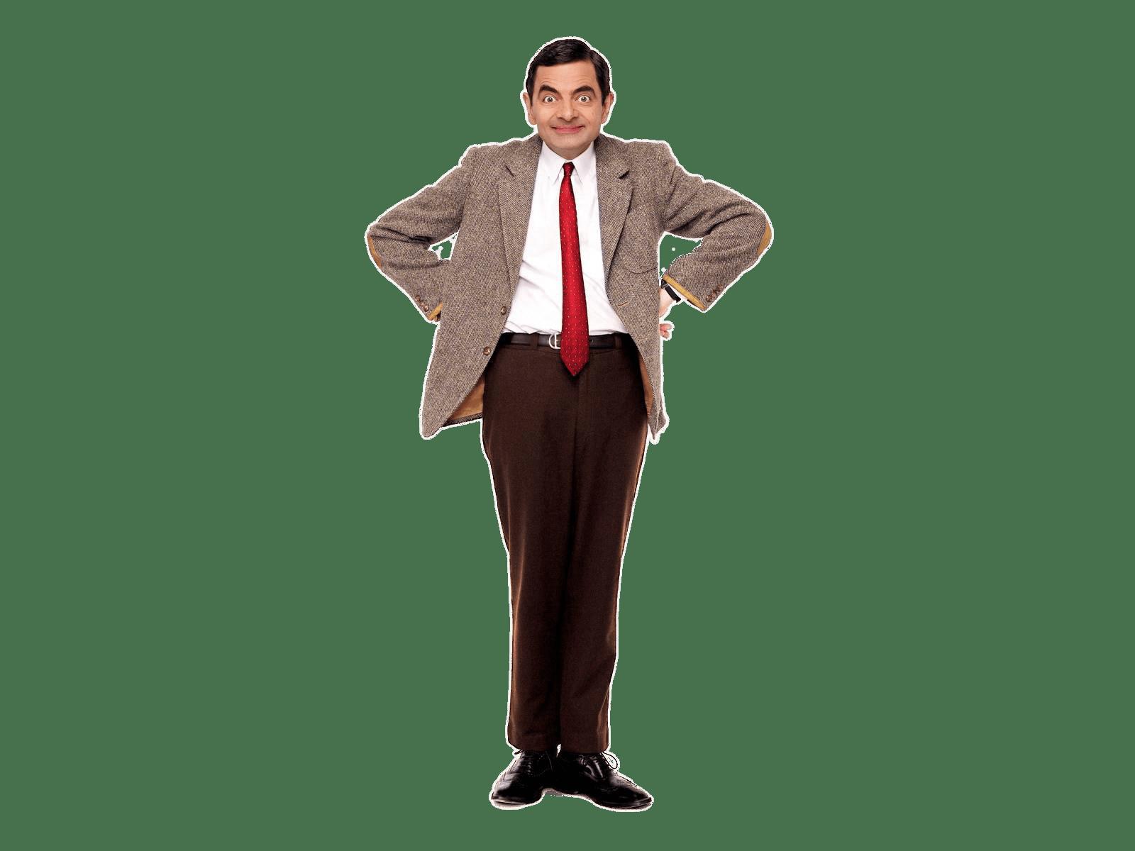 Mr Bean Rowan Atkinson Png Image Mr Bean British Sitcoms Mr