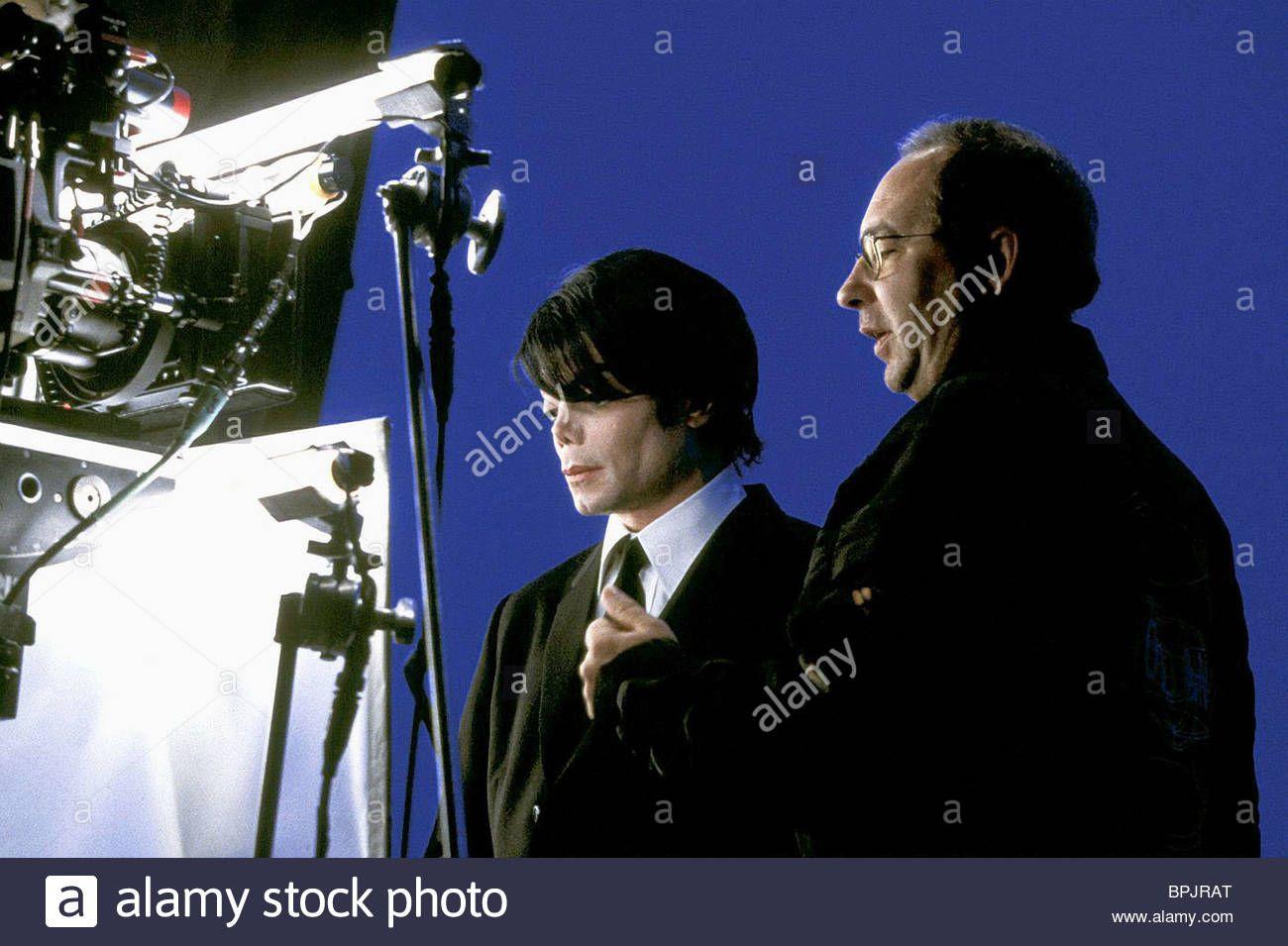 Michael Jackson Barry Sonnenfeld Men In Black Ii Mib 2 2002 Michael Jackson Jackson Michael