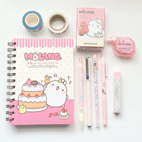 Molang Pinky Package