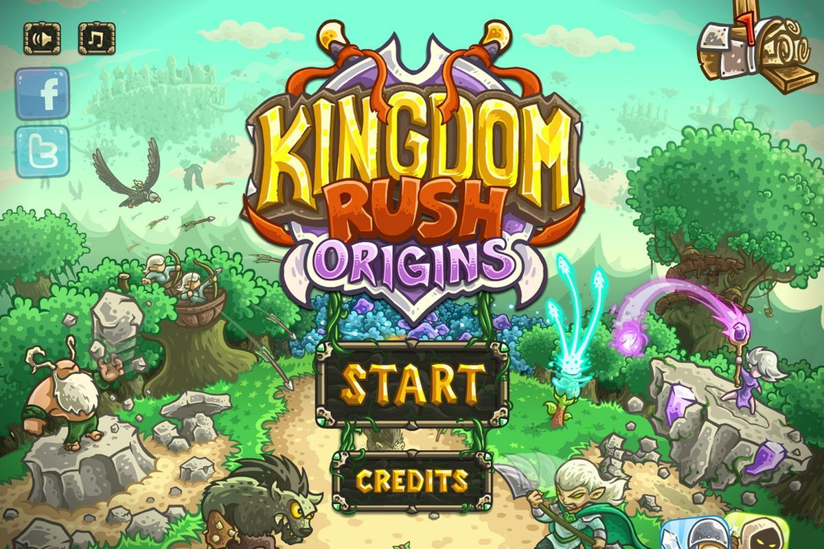 Kingdom Rush Origins Hack - Best cheats to get free Gold, Gems and