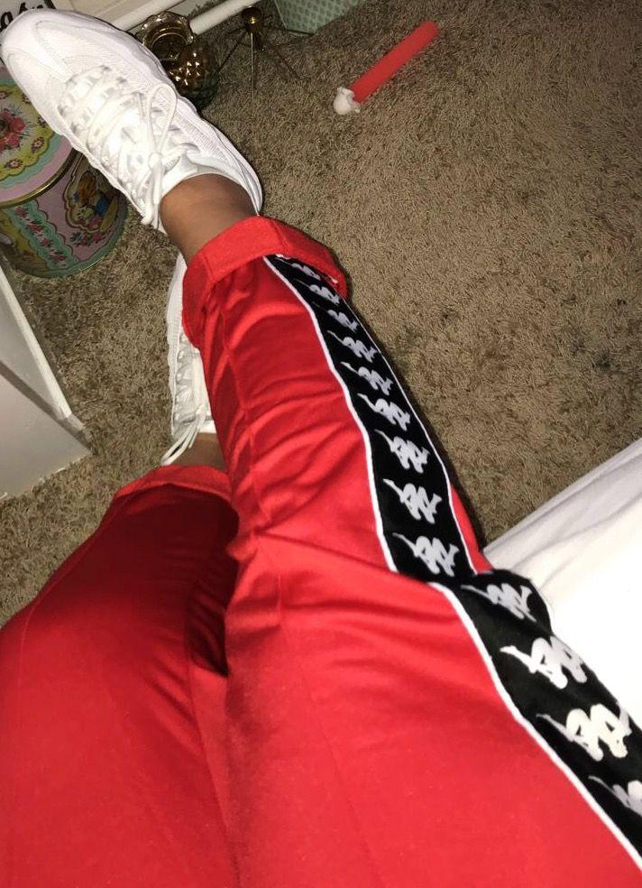 kappa #pants #airmax95 #outfit #shoes #airmax   Vestiti sportivi ...