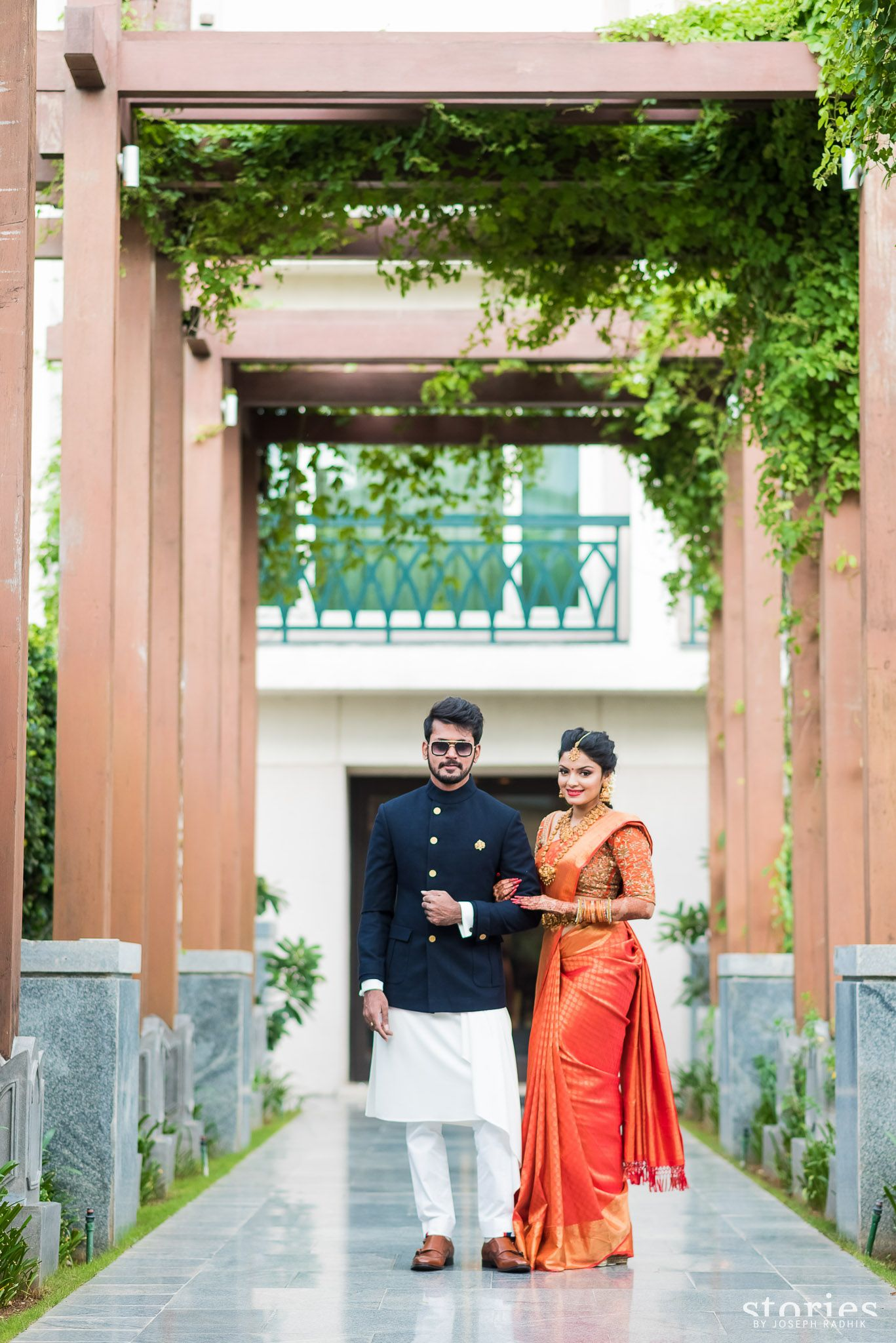 6dc6a526a7 From Friends To Forever! The Engagement Story Of Janani And Harish ...