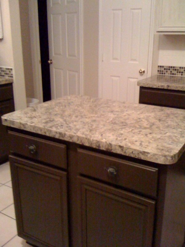 Painted Countertops And Other Cheap Kitchen Re Do Ideas Dallas Kitchen Painting Kitchen Countertops Diy Countertops
