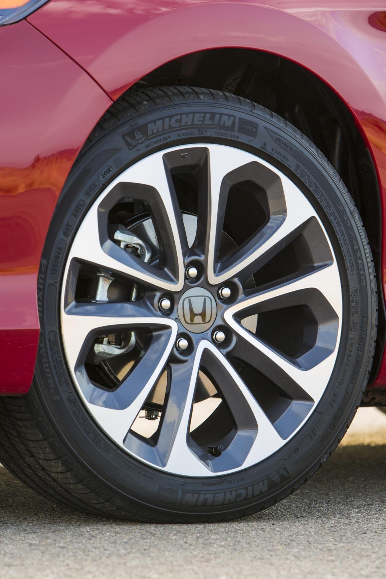 2013 Honda Civic Rims : honda, civic, Фото, Honda, Accord, Coupe, Coupe,, Wheels