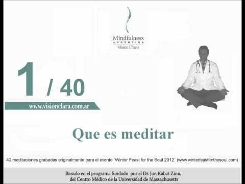 !!!!!!!!!!!!!!!!!!!!!!!!!!  40 meditaciones para vivir plenamente atento