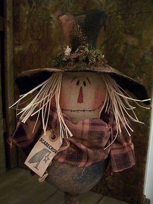Scarecrow Make Do