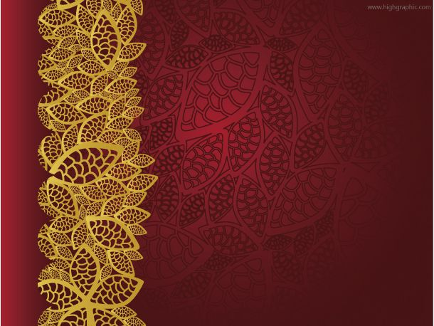 Gold And Red Backgrounds: Texture, Gold Background