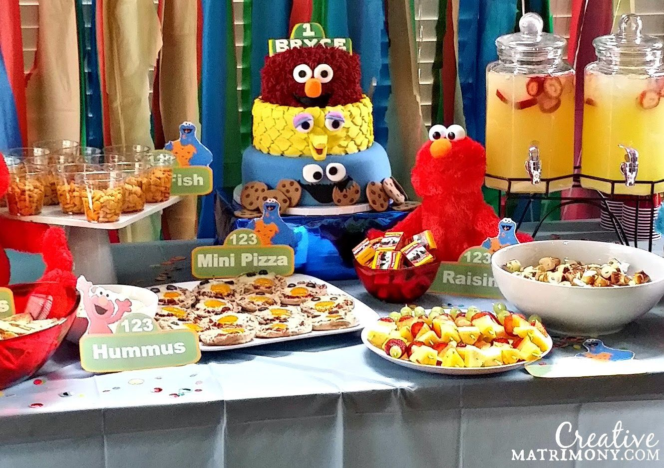 Looking For Sesame Street Party Ideas Check Out These Budget Friendly And Table