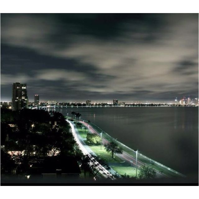 Tampa Bay Vacation Condo: Bayshore Boulevard, Tampa, Florida, This Is The View From