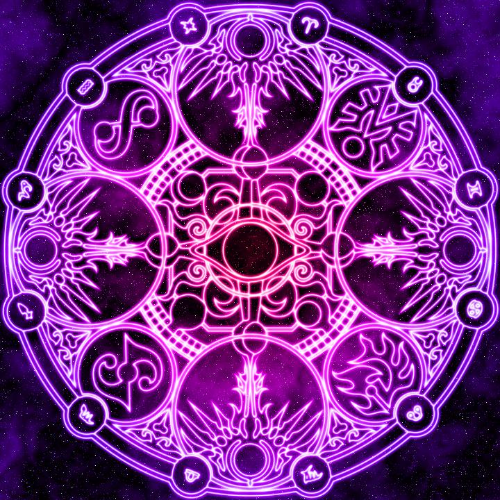 Yuuko Ichihara's Magic Circle by Earthstar01 on DeviantArt