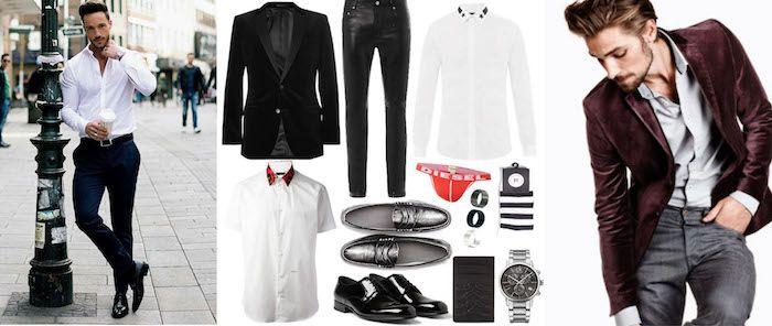 Club Outfit Ideen für Jungs
