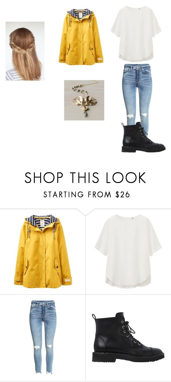 """""""Sin título #107"""" by evelyn-mendoza-1 on Polyvore featuring moda, Joules, Uniqlo y Giuseppe Zanotti"""