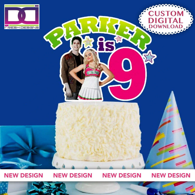 Virtual Birthday Cake For Zoom