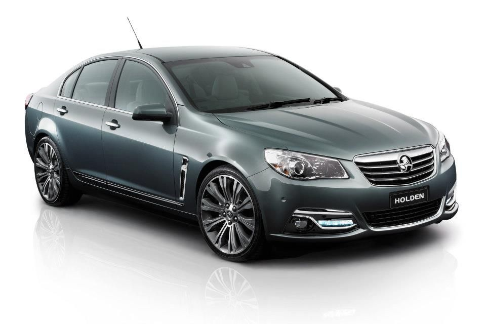 The New Holden Vf Commodore Calais V Holden Commodore