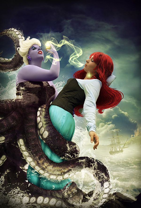 84ed3660e The End... Ariel's Voice | All Things Disney | Disney cosplay ...