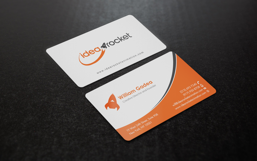 Create a business card for our animation studio by indezyn create a business card for our animation studio by indezyn colourmoves