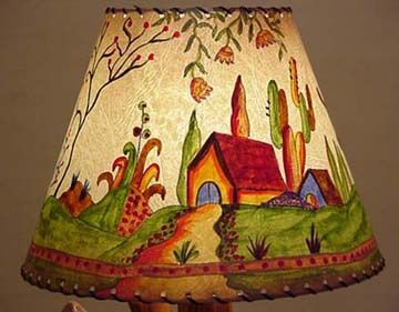 Mexican cottage motif hand painted lampshade t m cowboy classics mexican cottage motif hand painted lampshade t m cowboy classics lamp shades pinterest painted lampshade lampshades and painted lamp shades mozeypictures Image collections