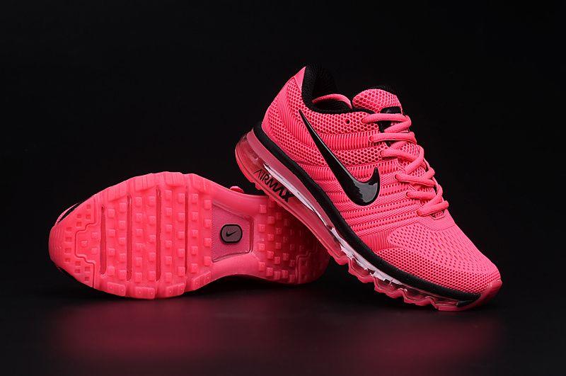 the best attitude 7d5da 79a4f Nike Air Max 2017 Women Peach Shoes | Nikes | Nike air max ...