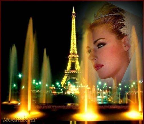 Pensando em Paris...