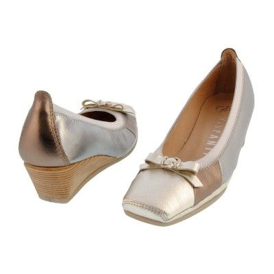Chv37385 Bronce Primavera 2013 Verano Hispanitas Zapatos 6xZwAA
