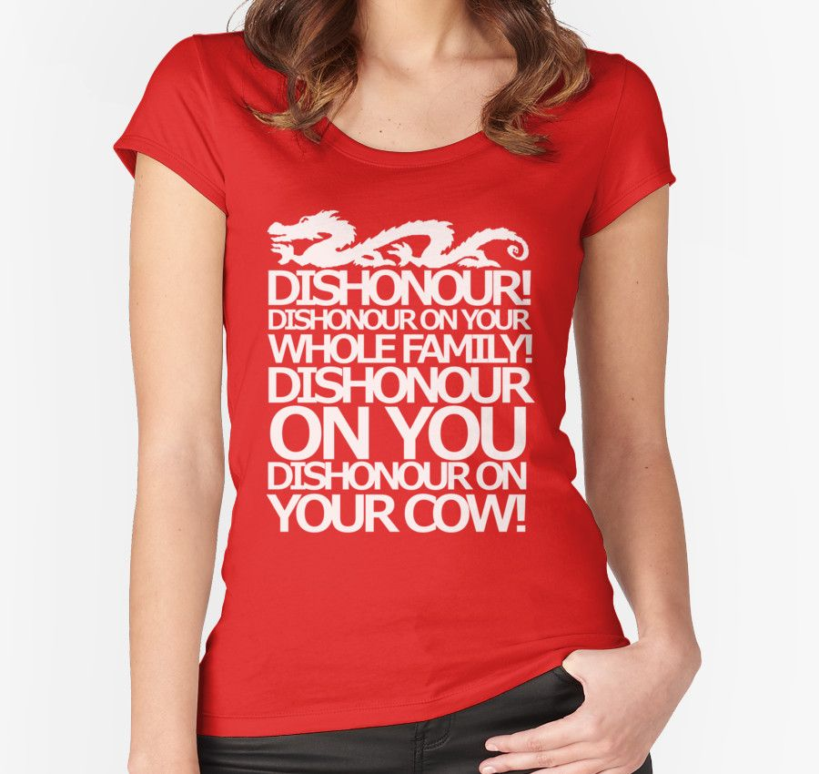 Dishonour on your cow!  by nimbus-nought