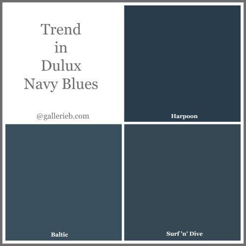 What 39 S Trending In Dulux Paint Colours Dulux Paint