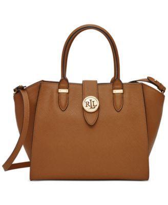 Lauren Ralph Lauren Charleston Small Shopper  ce1b042587352