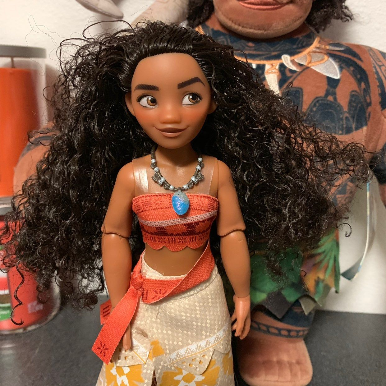 актёров фото кукол моаны и барби гольцман странице