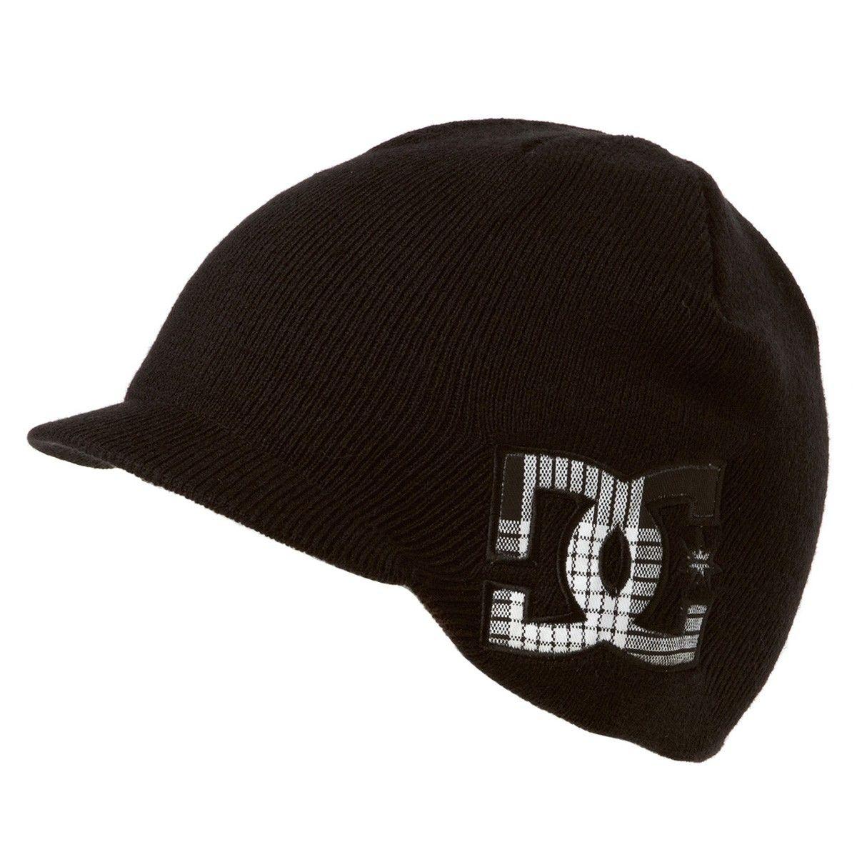 9c0e7e89ddd DC Shoes bonnet Archway visor beanie noir 30€  dc  dcshoes  bonnet  beanie   bonnets  beanies