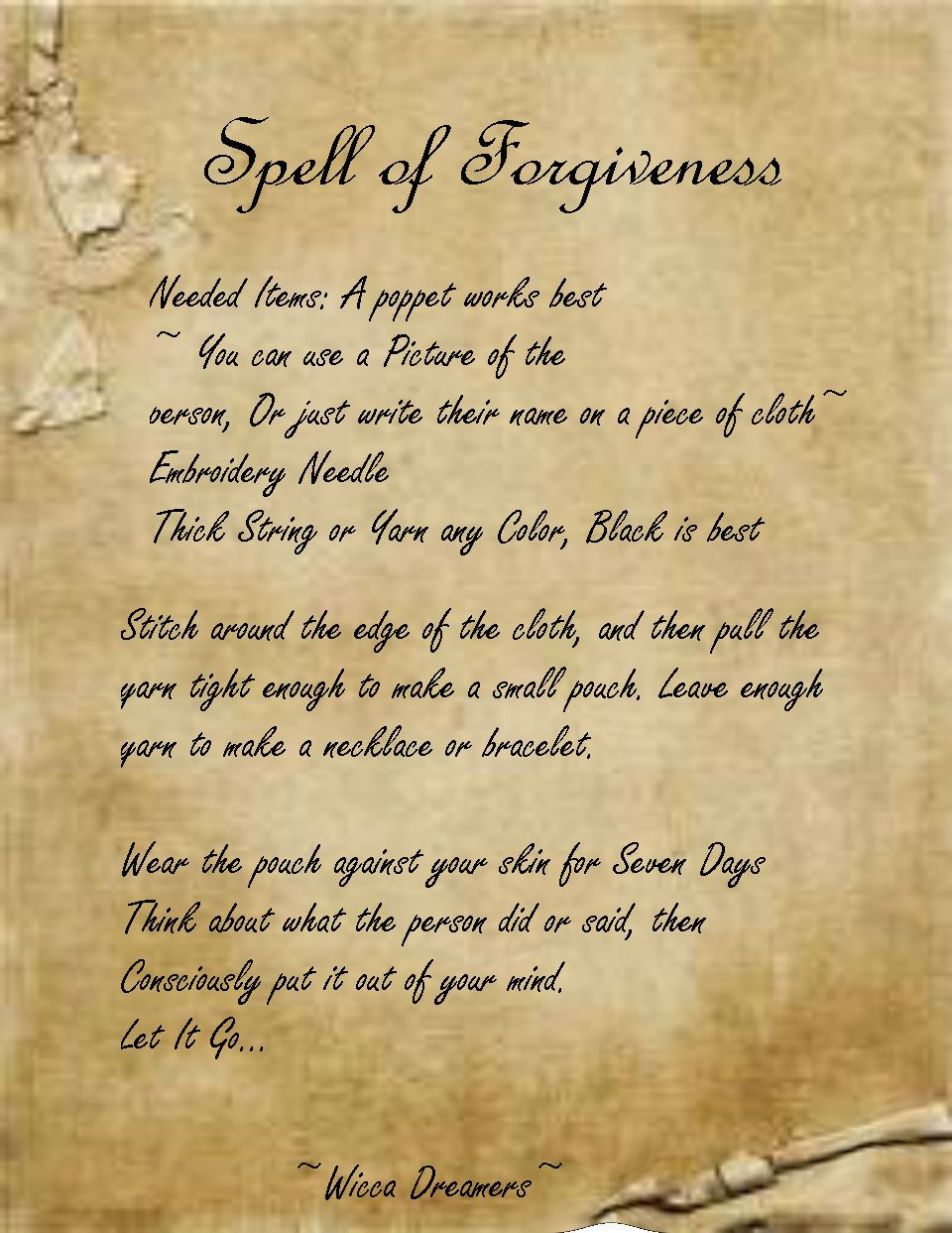 witch spells - photo #20