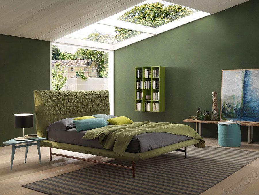 150+ Idee per Colori di Pareti per la Camera da Letto ...
